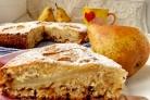 Грушевый пирог по-итальянски