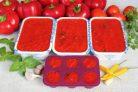 Аджика на основе красного перца, мороженная на зиму