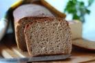 Хлеб на воде без дрожжей