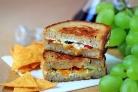 Бутерброды с сыром на сковороде