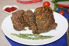 Сочная и мягкая говядина в фольге в духовке