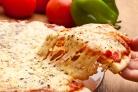 Пицца с сыром Моцарелла