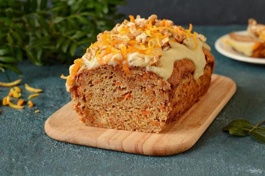 Жареный торт на сковороде рецепт с фото вид новой