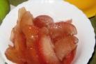 Варенье из яблок в сиропе
