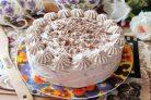 Торт Шоколадная девочка