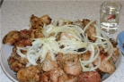 Шашлык из свинины без уксуса