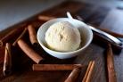 Мороженое с корицей