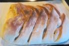 Пирог с рыбой и луком