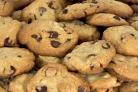 Печенье с шоколадными фисташками