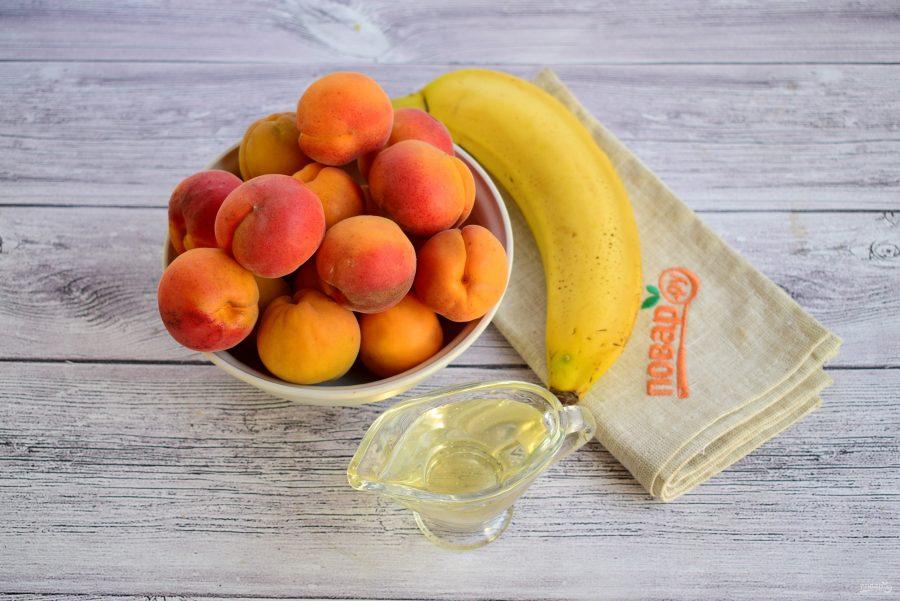 Сорбет из абрикосов