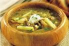 Суп с груздями