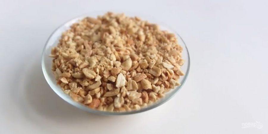 Щербет с арахисом по-домашнему