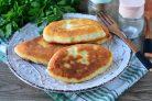 Пирожки с картошкой по бабушкиному рецепту