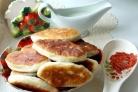 Вкусные постные пирожки