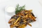 Сколько жарить подосиновики — Ягоды грибы