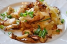 Моховики с картошкой