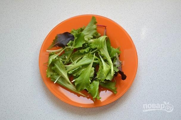 Биф салат