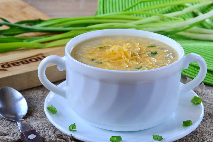 Французский суп для диеты