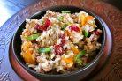 Салат с рисом
