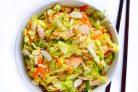 Китайский салат из капусты