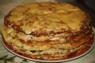 Закусочный торт Княжеский