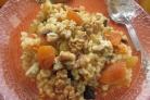 Булгур с яйцом и укропом - рецепт пошаговый с фото