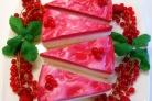 Творожно-йогуртовый торт