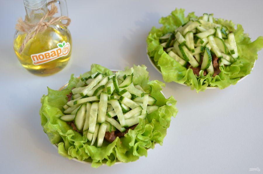 Салат на праздничный стол