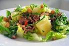 Салат с фаршем