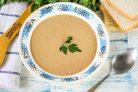 Суп-пюре из куриной печени