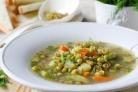 Постный суп в мультиварке
