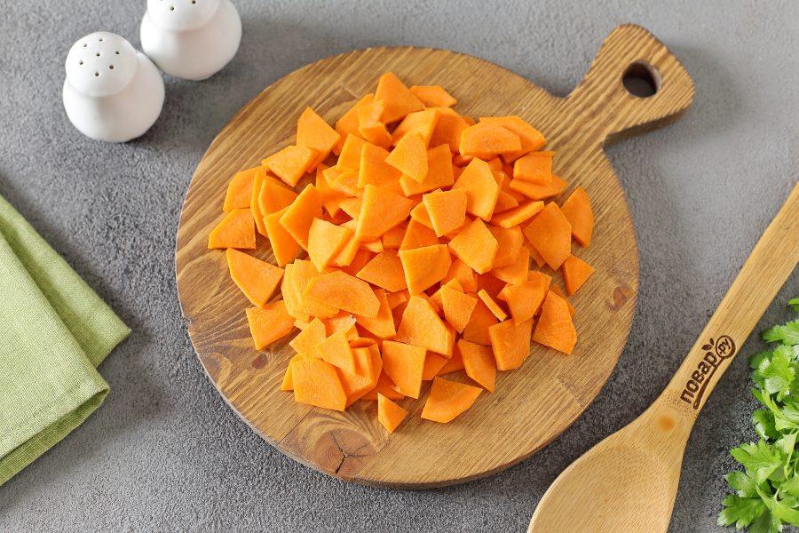 Маринованный лук с морковью быстрого приготовления