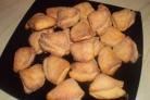 Печенье творожное на маргарине
