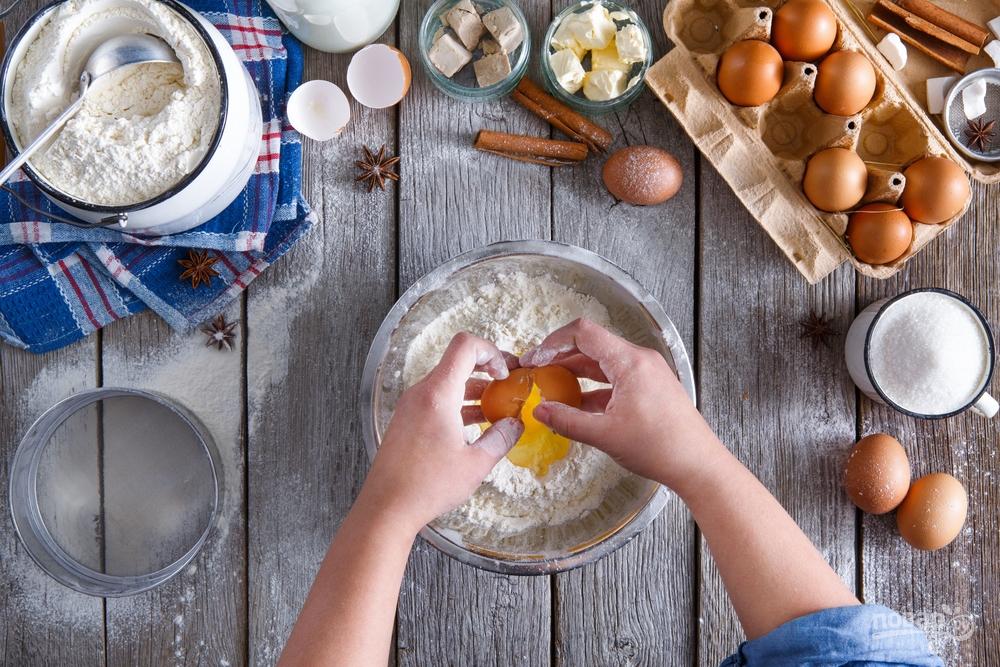 Как приготовить маковый пирог