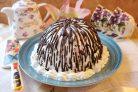 Торт Горка со сметанным кремом
