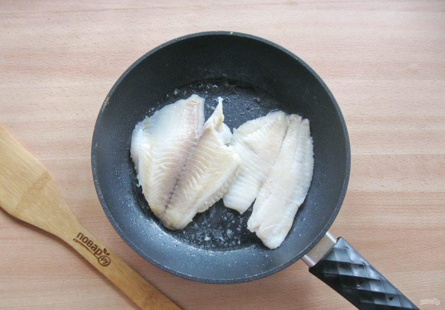 "Рыба в ""мундире"""