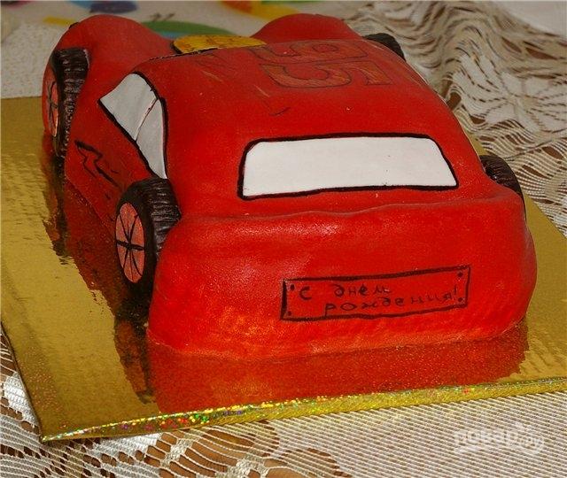 жизни торт машинка маквин пошаговый рецепт с фото ответа
