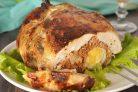 Курица с яйцом