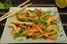 Куриный тайский салат ПП