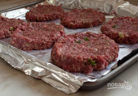фарш для котлет рецепт для гамбургеров