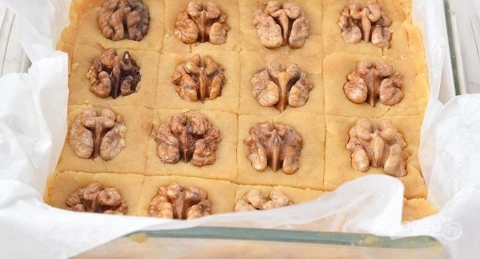 как приготовить чеченскую халву из ореха