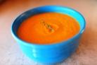 Сливочно-морковный суп
