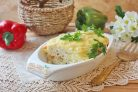 Запеканка из картофеля и макарон