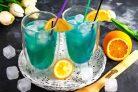 """Безалкогольный коктейль """"Голубая лагуна"""""""