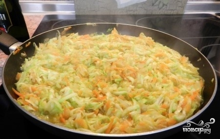 Икра кабачковая с помидорами и морковью