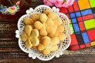 Имбирное печенье без сахара