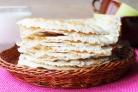 Пресный хлеб с Кавказа