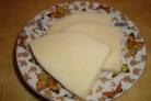 Сыр обезжиренный в домашних условиях