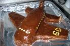 Детский торт Самолет