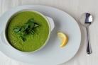 Суп из кабачков и брокколи